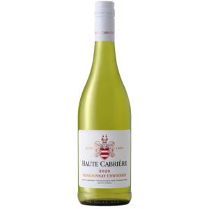 Haute Cabrière – Chardonnay Unwooded 2020